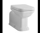 Waldorf 411601 WC misa 37x42x65cm, spodný/zadný odpad
