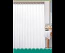 Aqualine 0201103 B sprchový záves 180x180cm,100% polyester, biely