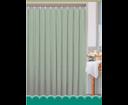 Aqualine 0201103 Z sprchový záves 180x180cm,100% polyester, zelený