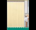Aqualine 0201104 BE sprchový záves 180x200cm,100% polyester, béžový
