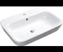 Savana 3065 keramické umývadlo 65x17x45 cm, polozápustné