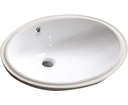 Sapho TP216 keramické umývadlo 57x43cm, pod dosku