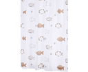 Fishes 47819 sprchový záves 180x200cm, textil