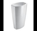 Element Free 75580PF11 keramické umývadlo voľne stojace do priestoru 56x85x40cm