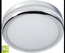 Palermo 94998 stropné svietidlo priemer 225 mm, LED, 11W, 230V