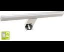 Felina FE030 LED svietidlo, 8W, 308x15x112 mm, chróm