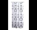 Geo 403290 sprchový záves 180x200cm, textil