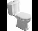 Kerasan Retro WCset01 kombi WC, spodný odpad