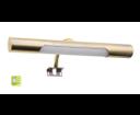 Andrea E26717CI LED svietidlo, 5W, 284x32x134 mm, bronz