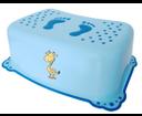Aqualine 2526 detské protišmykové stúpadlo do kúpeľne Žirafa, modré