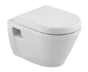 Idea Short 71126363 WC závesné 35,5x48 cm