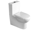 Talin PB101 WC, spodný/zadný odpad