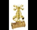 Reitano Antea 3055C podomietkový ventil, studená, zlato