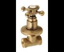 Reitano Antea 3056H podomietkový ventil, teplá, bronz