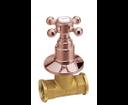 Reitano Antea 3057H podomietkový ventil, teplá, ružové zlato