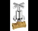 Reitano Axia 505H podomietkový ventil, teplá, chróm