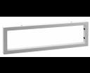 Sapho 30361 konzola 49 cm, biela matná, 1 kus