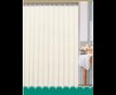 Aqualine 0201104 K sprchový záves 180x200cm,100% polyester, krémový