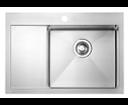 Kiva EP531R nerezový drez 69x48x20 cm, pravé prevedenie