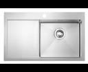Kiva EP829R nerezový drez 79x48x20 cm, pravé prevedenie