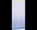 Aqualine 1096 sprchový záves 180x180cm, 100% polyester, svetlo fialový
