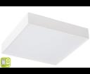 Risa LS030B stropné LED svietidlo 10W, 230V, 28x28cm , biele