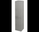 Espace ESP231LP skrinka 35x172x32 cm, 2x dvierka, ľavá/pravá, dub strieborný