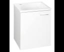 Zoja 51048A umývadlová skrinka 40x50x32 cm, biela, 1x dvierka