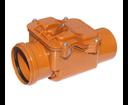 KG PVC-U kanalizačná spätná klapka DN 100