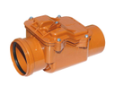 KG PVC-U kanalizačná spätná klapka DN 150