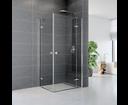 Kompletné pravouhlé sprchové kúty
