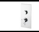 M&Z Ditirambo 28600 vaňová/sprchová termostatická podomietková batéria