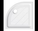 Mereo CV04X sprchová vanička, 90x90x6,5 cm, keramická