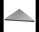 Mereo CZ82 rošt Square 21x21 cm rohový k žľabu Triangel