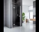 Mereo Fantasy CK10111HLR sprchové dvere, 80x190 cm, chróm ALU, sklo Číre