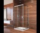Mereo Lima CK608A33K sprchový kút, štvorec do rohu, 80x80x190 cm, chróm Alu, sklo Číre