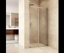 Mereo Mistica CK80113H sprchové dvere, 80x190 cm, chróm ALU, sklo Číre