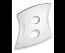 Novaservis KRYT0050RD,0 kryt podomietkového boxu Linie