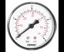 Novaservis M6304A manometer 0-4 BAR zadný vyvod 1/4