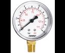 Novaservis M6306R manometer 0-6 BAR bočný vývod 1/4