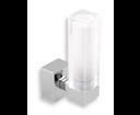 Novaservis Metalia 12 0204,0 kúpeľňové svetlo hranaté