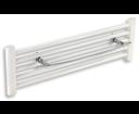 Novaservis Metalia 2 6227/1,0 držiak uterákov na rebríkový radiátor 550 mm