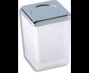 Novaservis Metalia 4 6404,0 dóza na kúpeľňovú soľ