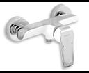 Novaservis Nobless Tina 38061/1,1 sprchová nástenná batéria chróm / biela
