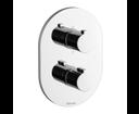 Ravak batéria Chrome vaňová termostatická podomietková trojcestná CR 067.00