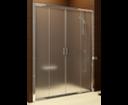 Ravak Blix sprchové dvere BLDP4-120 biela+transparent