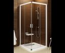Ravak Blix sprchové dvere BLRV2K-80 lesklý hliník / transparent