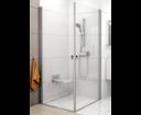 Ravak Chrome sprchové dvere CRV1-80 biely / transparent