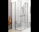 Ravak Chrome sprchové dvere CRV2-80 lesk / transparent