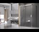 Ravak Matrix sprchový kút MSDPS-120x90 L chróm / transparent